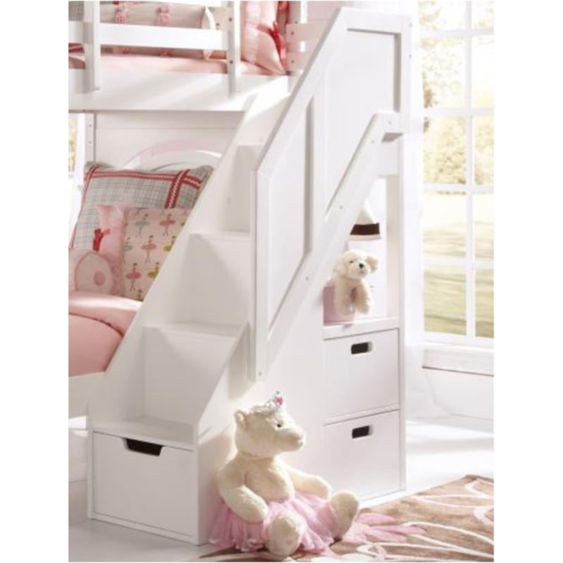 8470 649 Samuel Lawrence Furniture Sweet Heart Bunk Bed Steps