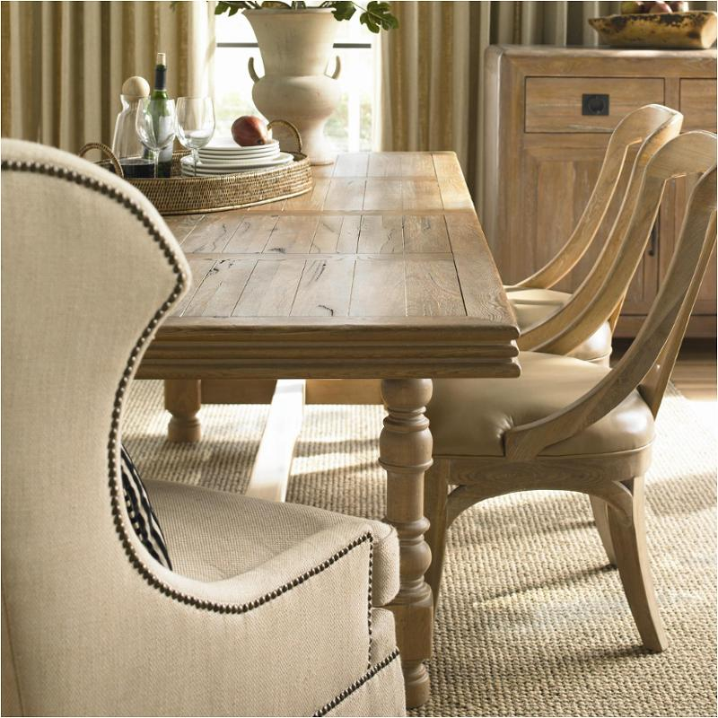 Cas-dintab-001 Schnadig Furniture Naturally Casual Table It