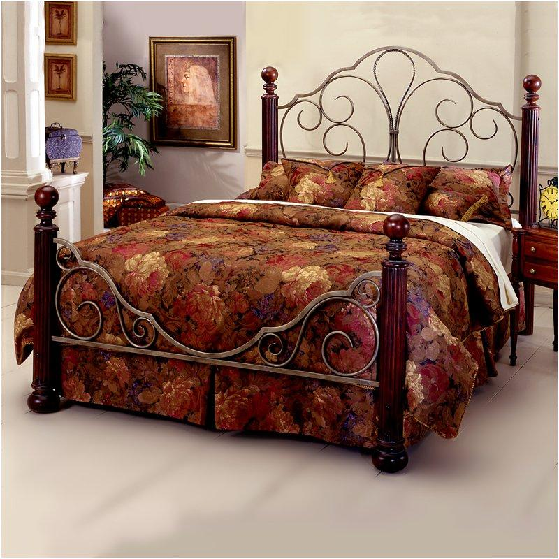 284 50p Hilale Furniture Queen Bed