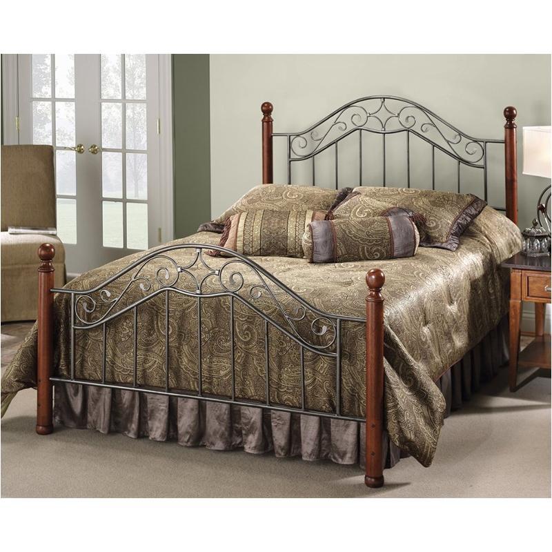 1392 670 Hillsdale Furniture Martino Bedroom King Bed Set
