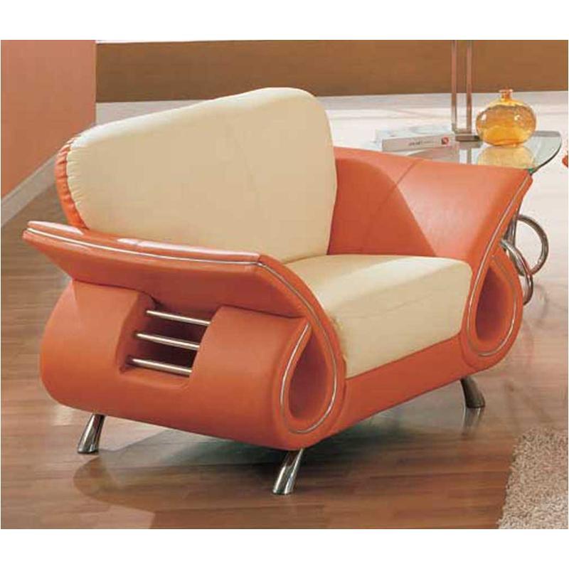 U559 C Leather Match Beige Orange