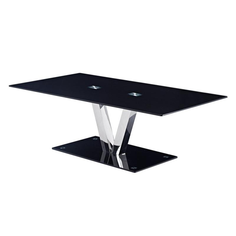 T655c Global Furniture 655 Living Room Coffee Table