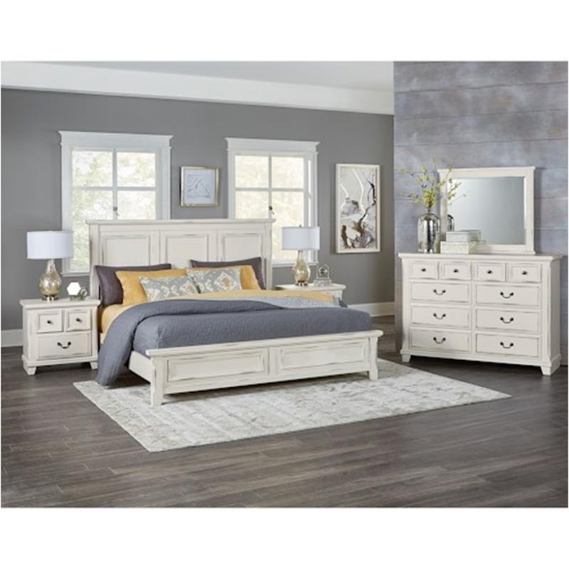 Distressed White Vaughan Bassett Furniture, Timber Creek Furniture