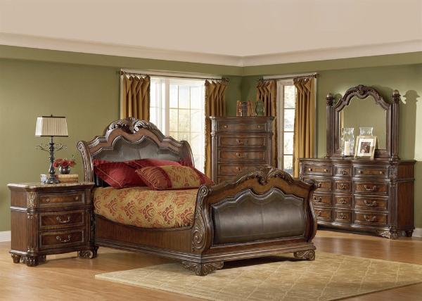 Regal Bedroom Set A R T Furniture