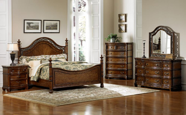 Traditions Bedroom Set A R T Furniture