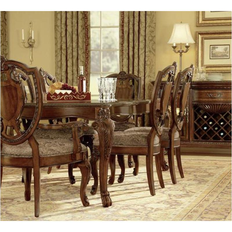 143220 2606 A R T Furniture Old World Leg Dining Table