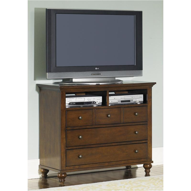 341 Br45 Liberty Furniture Hamilton Bedroom Media Chest