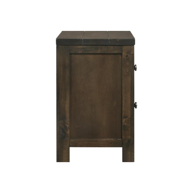 B1334 040 New Classic Furniture Blue, Blue Ridge Furniture