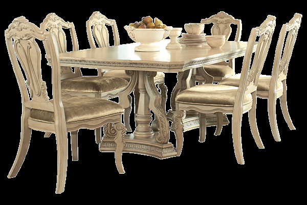 Ortanique Dining Set Ashley Furniture, Ashley Furniture Ortanique Collection