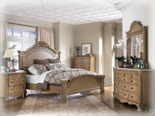 South Coast Bedroom Set Ashley Furniture