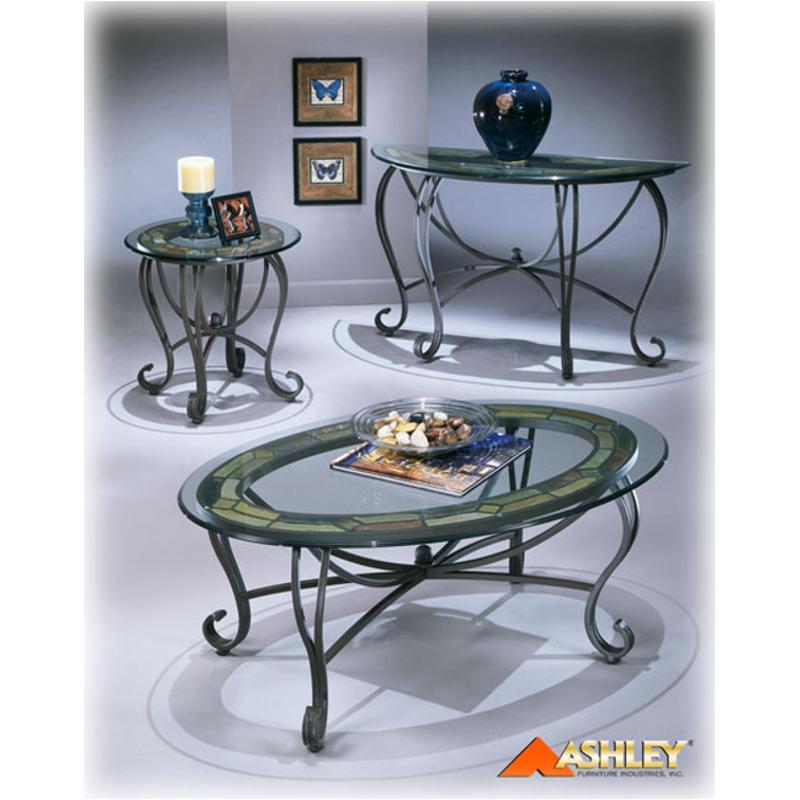 T253 0 Ashley Furniture Danbury Oval, Ashley Furniture Danbury