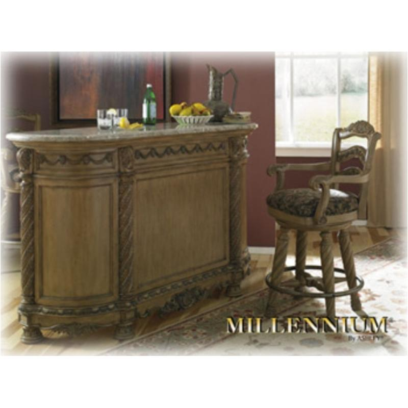D547 65 Ashley Furniture South Shore Dining Room Bar