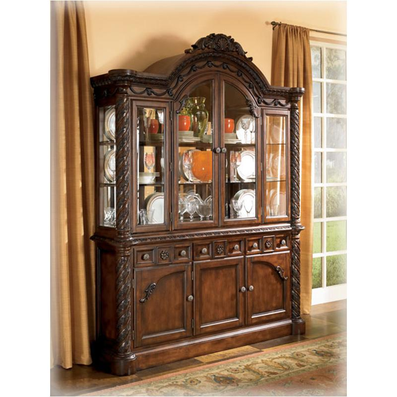 D553 80 Ashley Furniture Dining Room Buffet