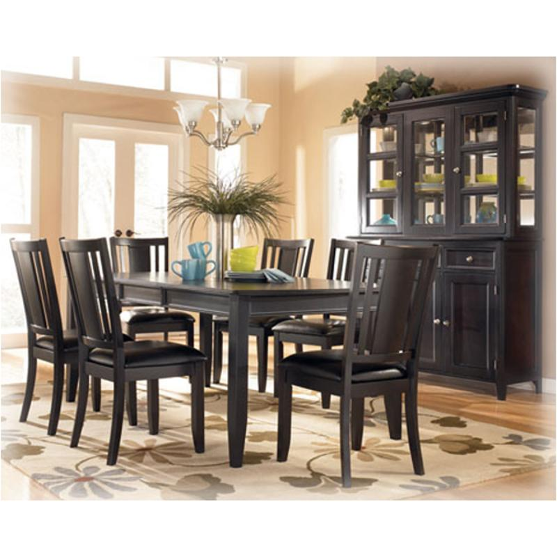 D371 35 Ashley Furniture Carlyle Rectangular Extension Table