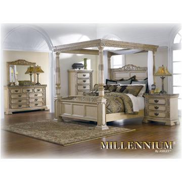B608 36 Ashley Furniture Bdrm Poly Frm, Ashley Furniture Toledo