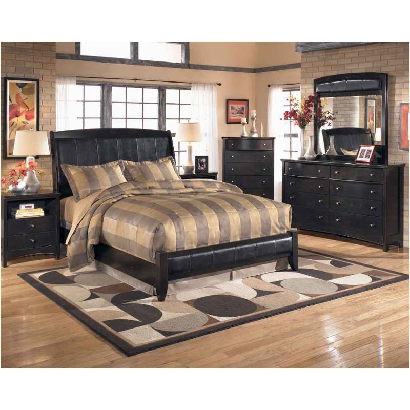 B208 78 Ashley Furniture King Sleigh, Ashley Furniture Harmony Bedroom Set