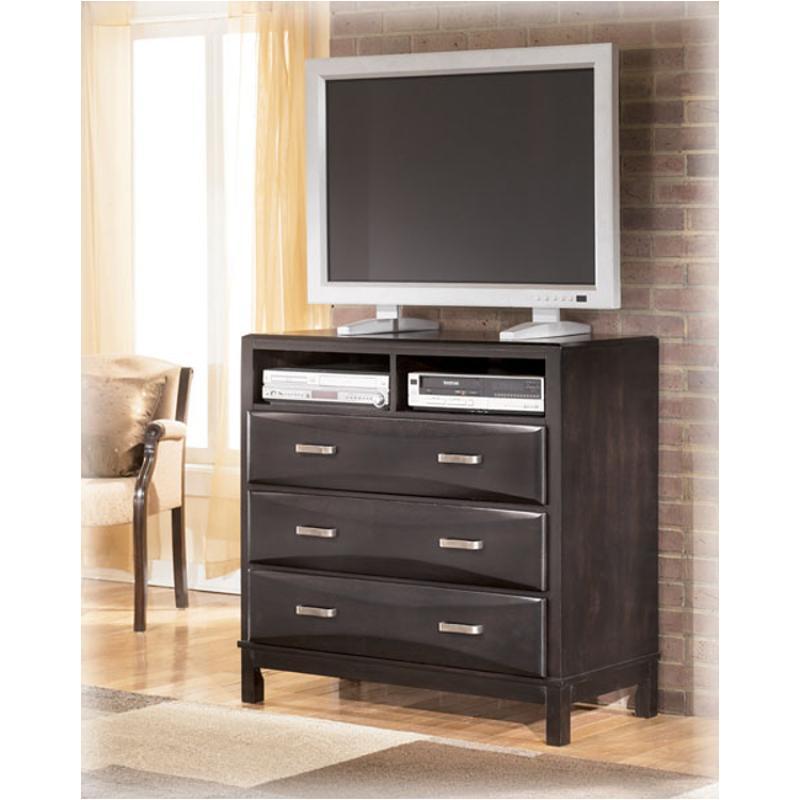 B473 39 Ashley Furniture Kira Bedroom Media Chest
