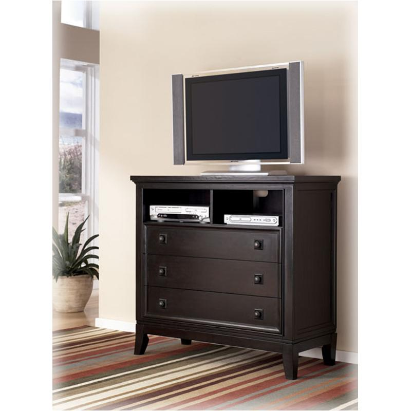 B551 39 Ashley Furniture Martini Suite Bedroom Media Chest