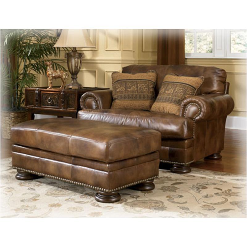 9150023 Ashley Furniture Ralston Teak, Ashley Furniture Leather Chair
