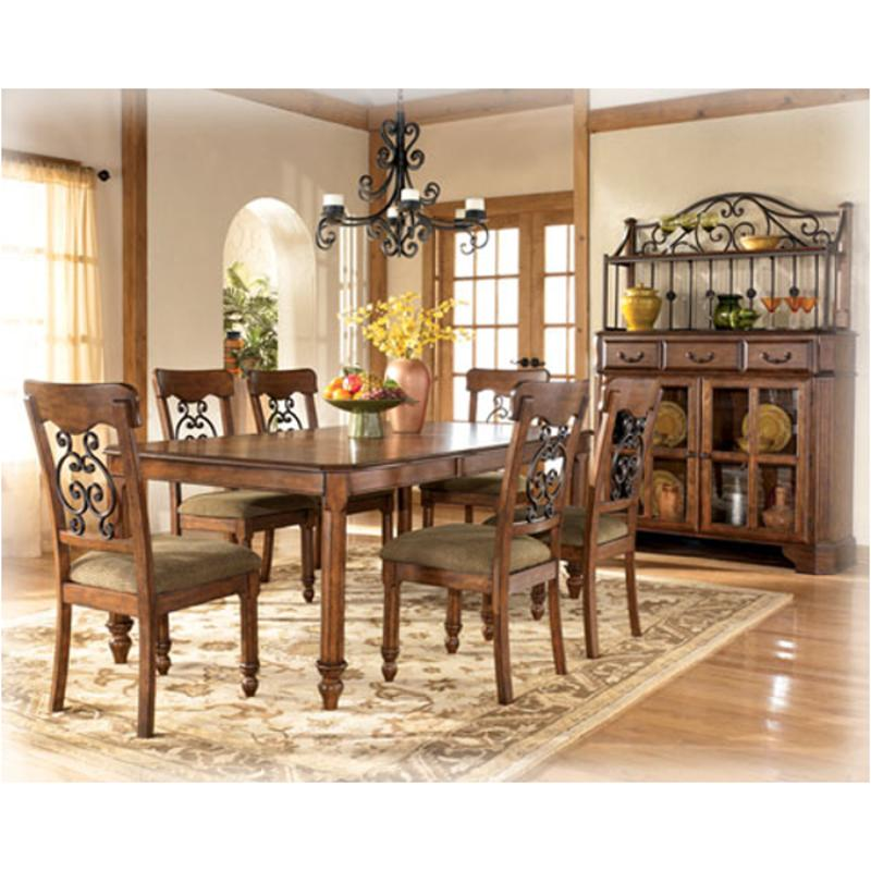 D429 02 Ashley Furniture Wyatt Side, Discontinued Ashley Furniture Dining Room Chairs