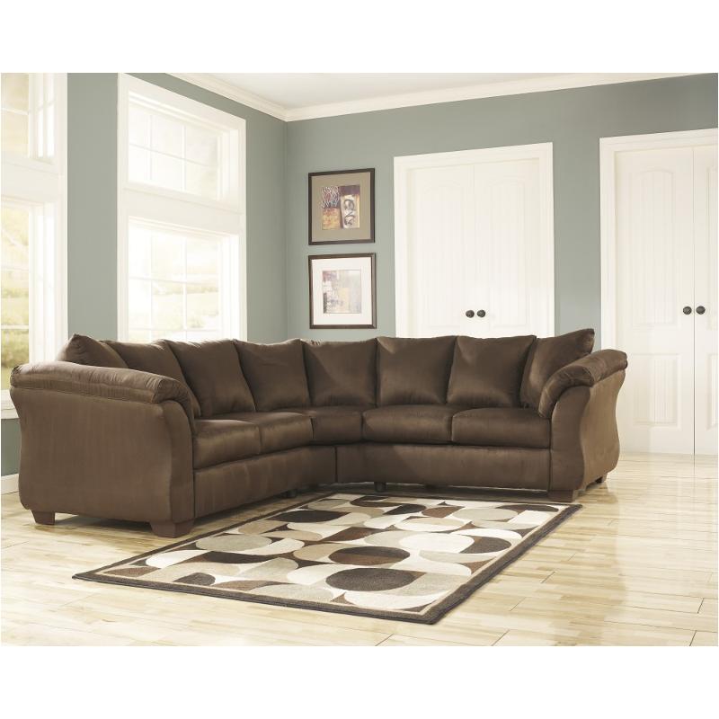 7500456 Ashley Furniture Darcy Cafe, Ashley Furniture Darcy Loveseat