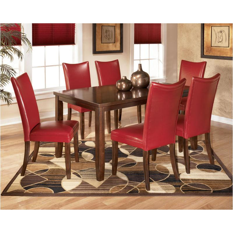 Charrell Dining Table And 4 Chairs Off, Charrell Dining Room Chair