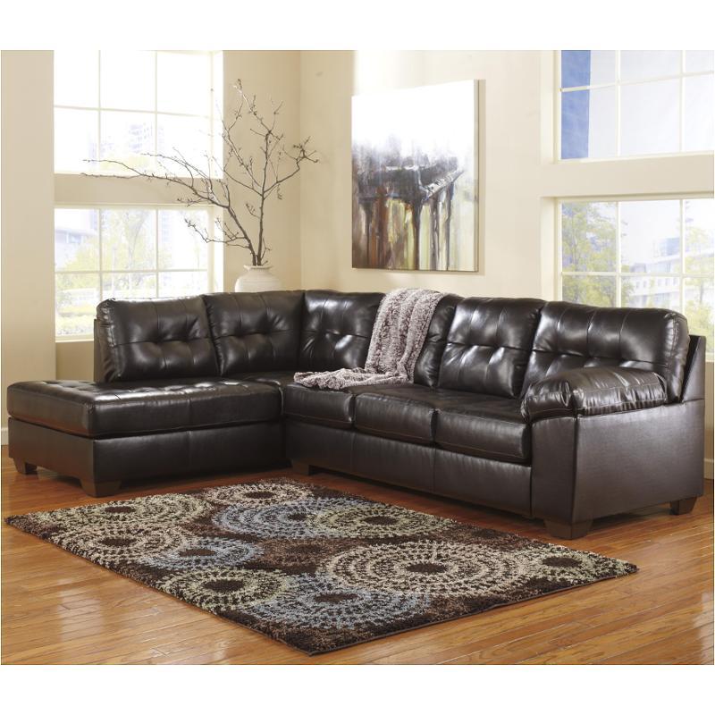 2010167 Ashley Furniture Alliston, Ashley Furniture Leather Couch