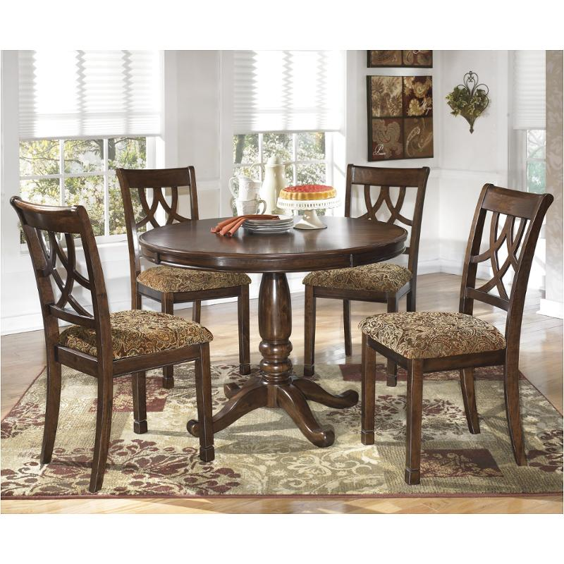 D436 15t Ashley Furniture Round Dining Room Table