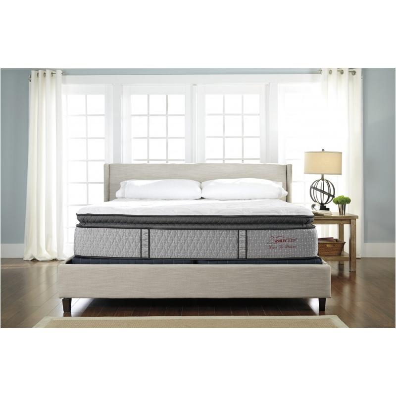 M87841 Ashley Furniture Hope To Dream Pillowtop King Mattress