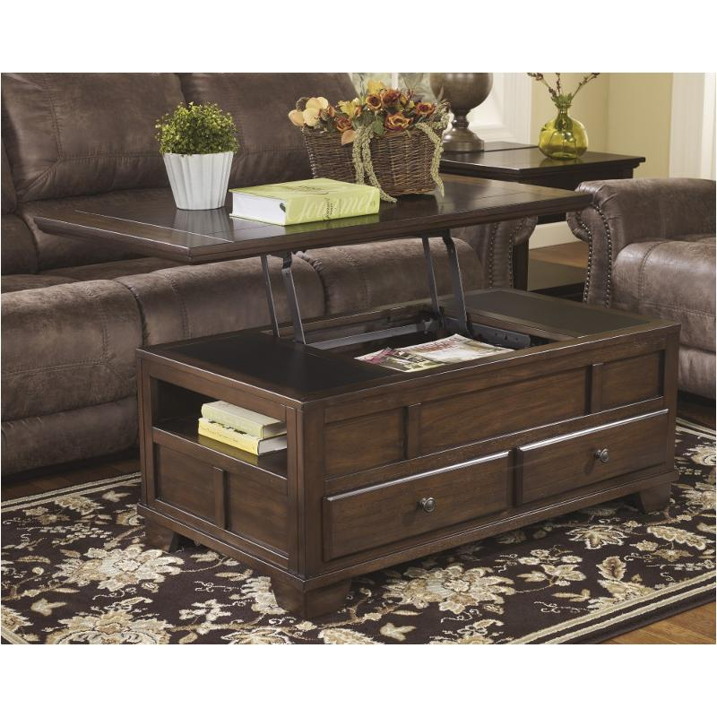 T845 9 Ashley Furniture Lift Top, Ashley Furniture Lift Top Coffee Table