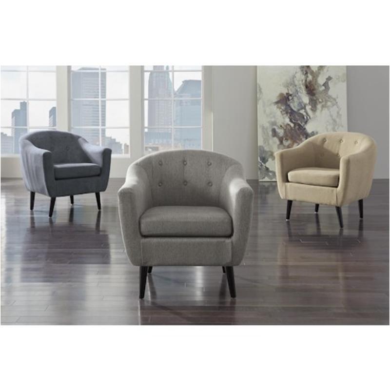 3620721 ashley furniture klorey  denim living room accent