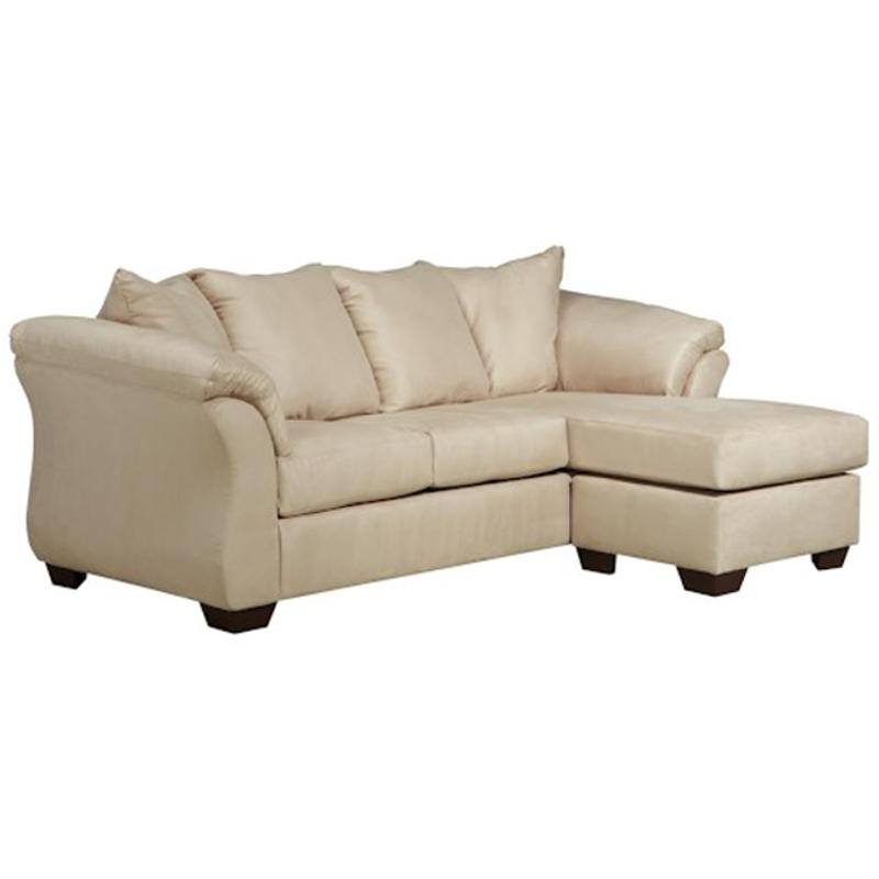 7500018 Ashley Furniture Darcy Stone, Ashley Furniture Darcy Sofa Chaise