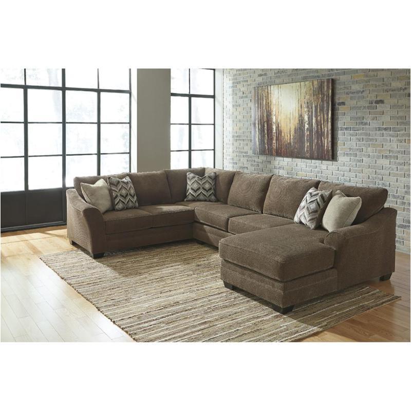 Justyna Teak Living Room Laf Sofa