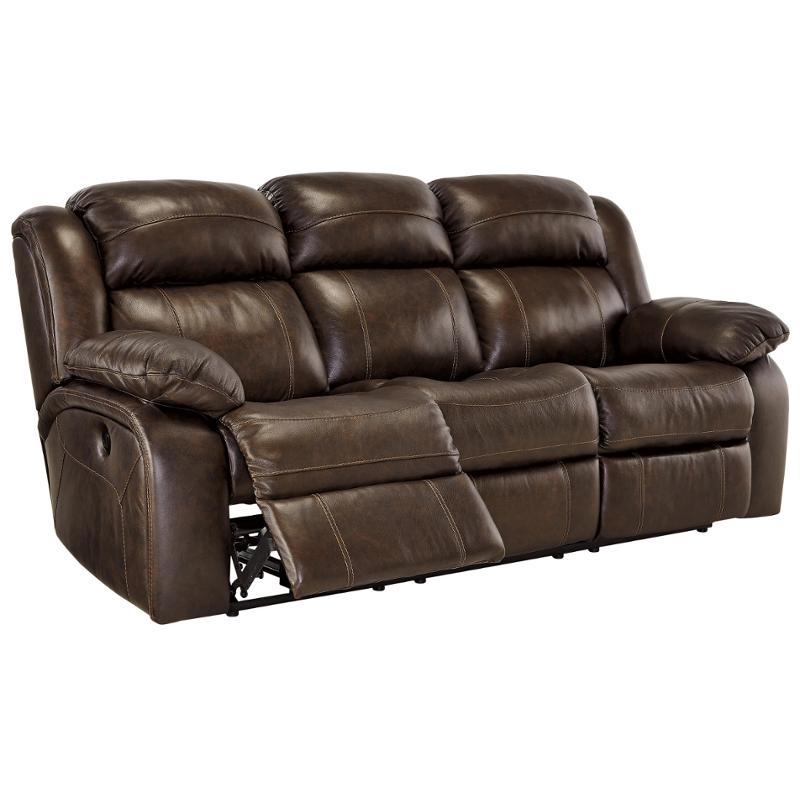 U7190187 Ashley Furniture Branton, Ashley Furniture Leather Couch