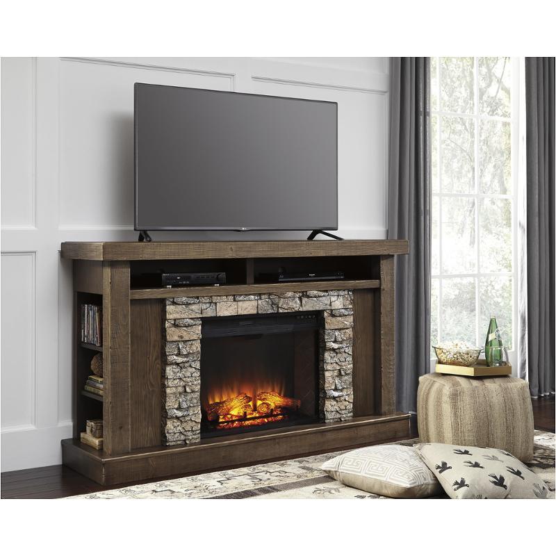 W714 68 Ashley Furniture Tamilo, Ashley Furniture Electric Fireplace