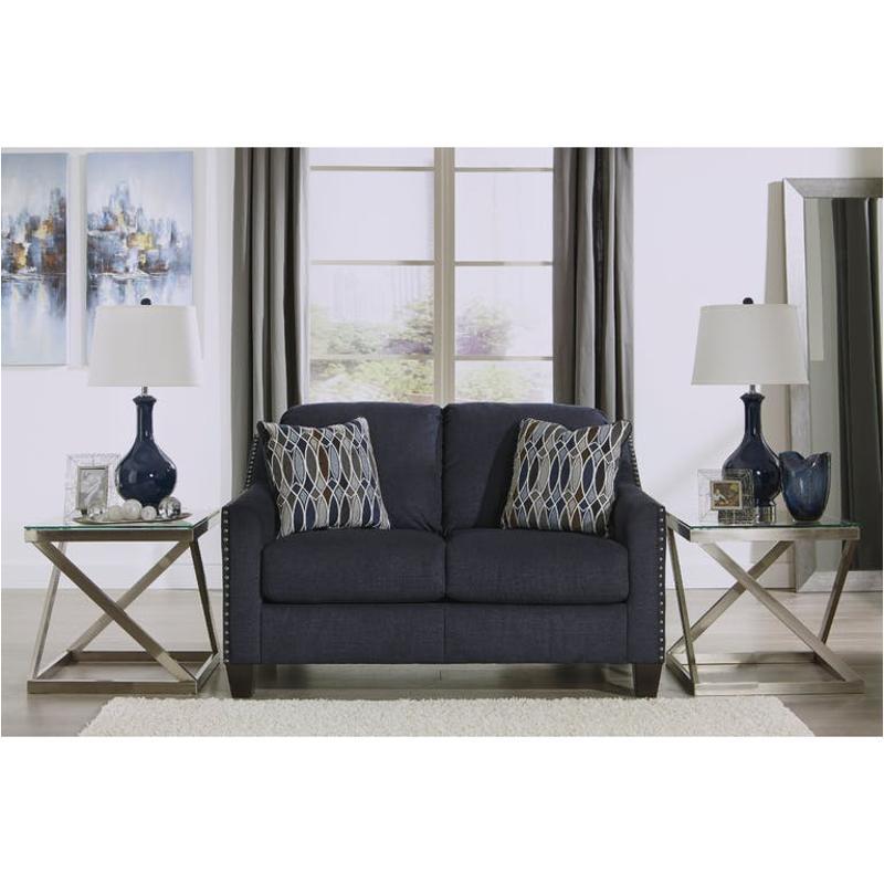 8020235 ashley furniture creeal height living room loveseat
