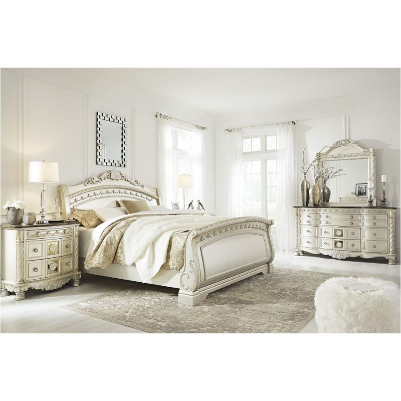 B750 177 Ashley Furniture Cassimore Bedroom Queen Sleigh Bed