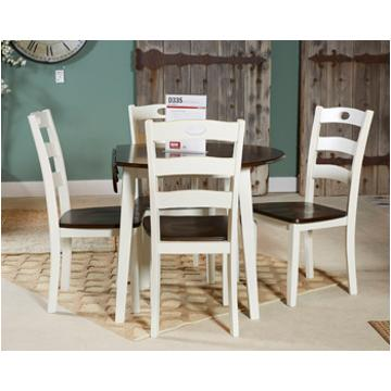D335 01 Ashley Furniture Woodanville, Woodanville Dining Room Table And Chairs