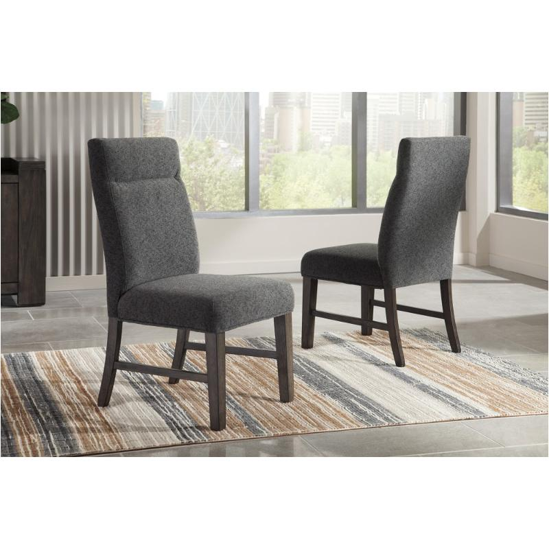 D667 01 Ashley Furniture Chansey Upholstered Side Chair