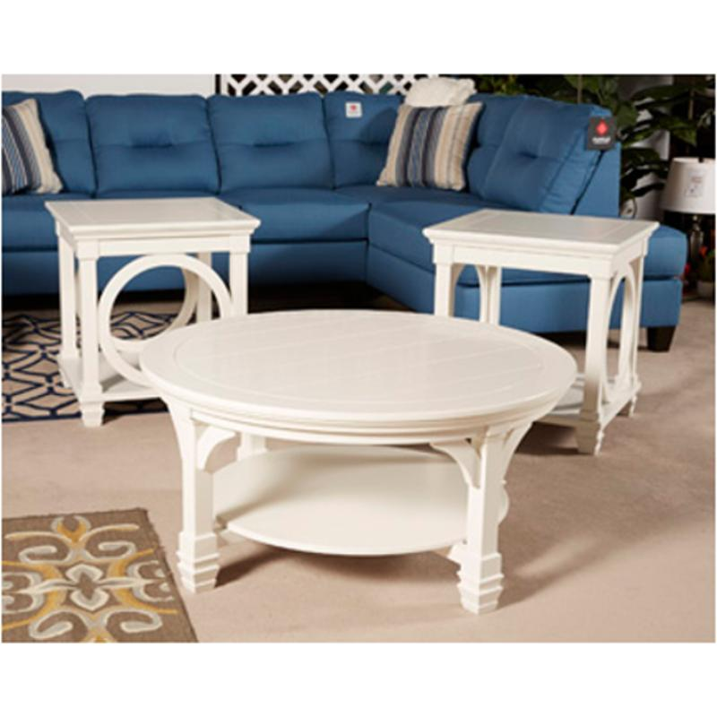 T371 8 Ashley Furniture Mintville Round Cocktail Table