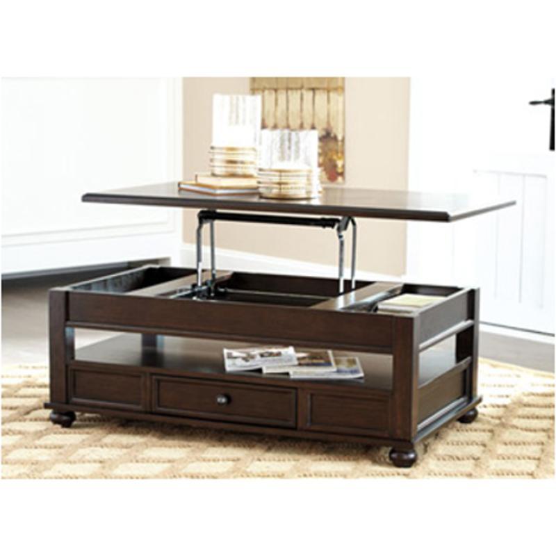 T934 9 Ashley Furniture Barilanni Lift, Ashley Furniture Lift Top Coffee Table