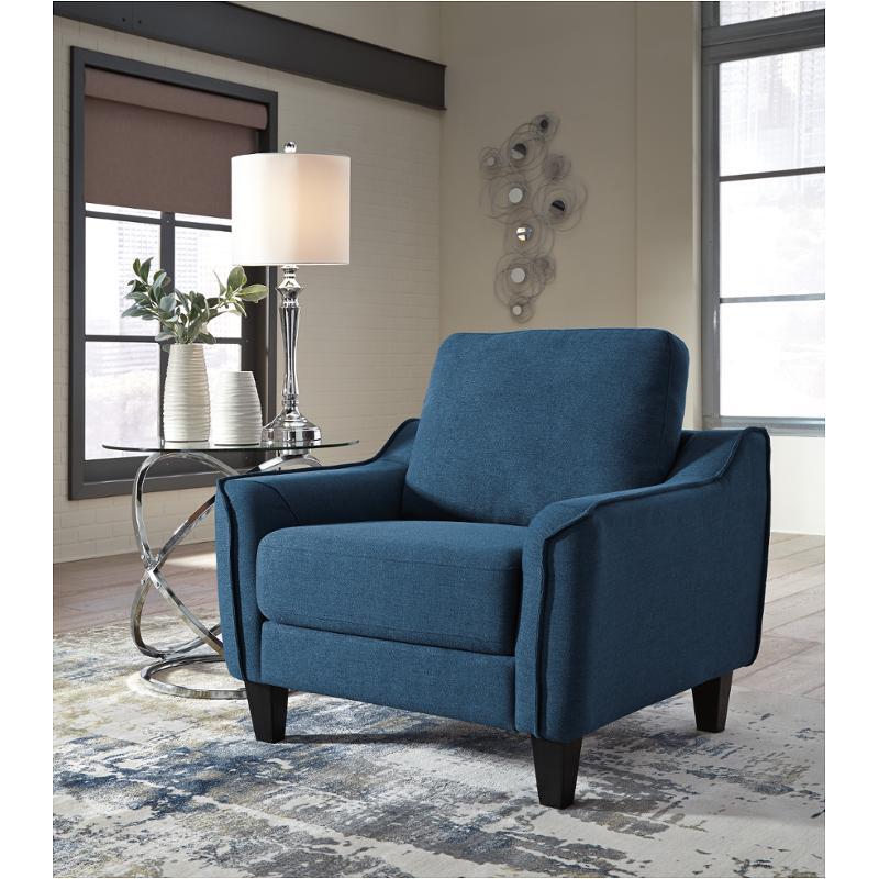 1150320 Ashley Furniture Jarreau Blue, Ashley Furniture Armchair