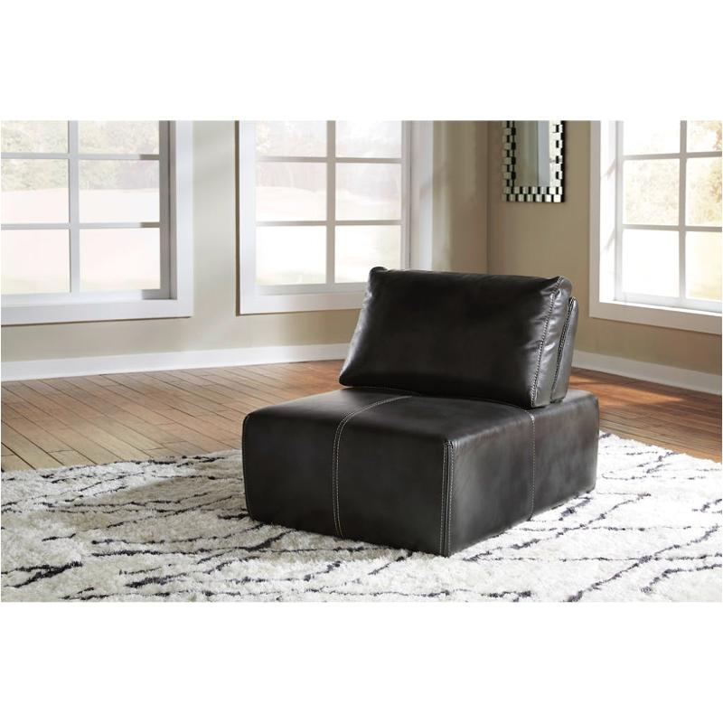1470646 ashley furniture cliffoney living room armless chair