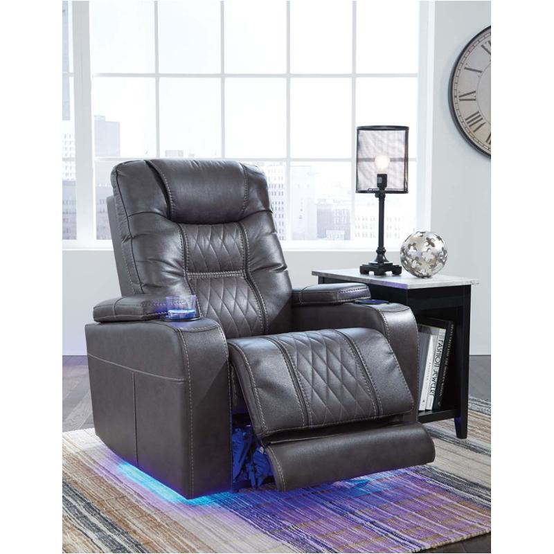 15 Ashley Furniture Composer Power Recliner/adjusted Headrest