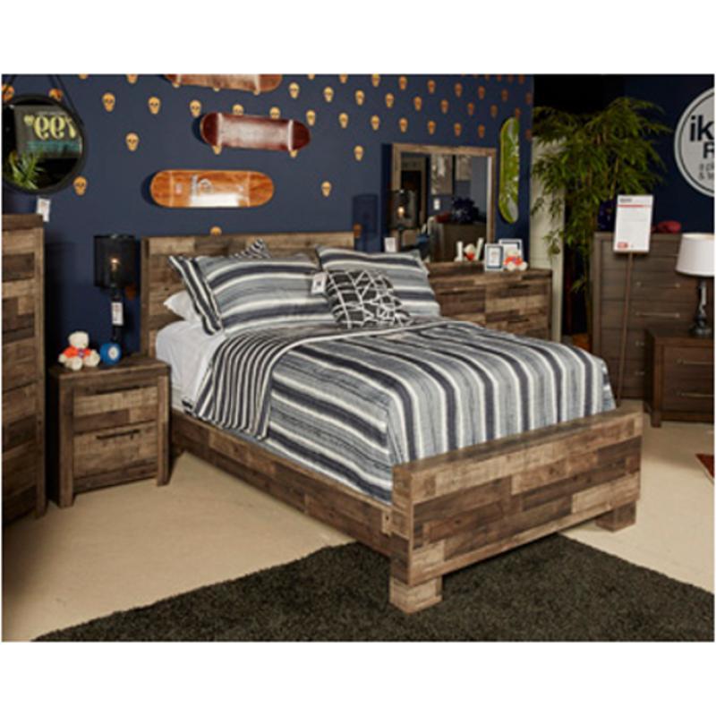 B200 87 Ashley Furniture Derekson Kids Room Full Panel Bed