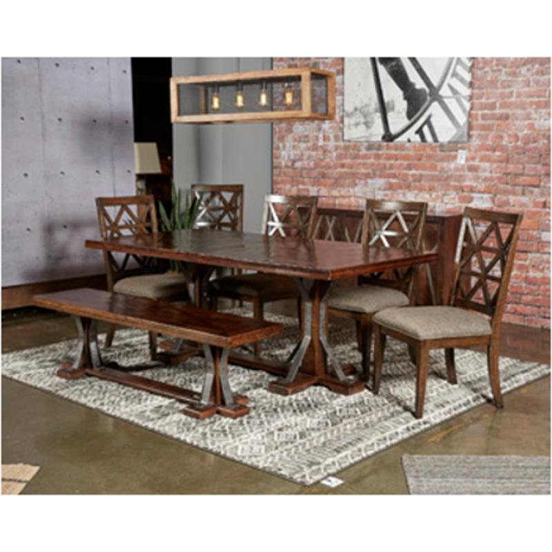 D687 25 Ashley Furniture Devasheen Rectangular Dining Table
