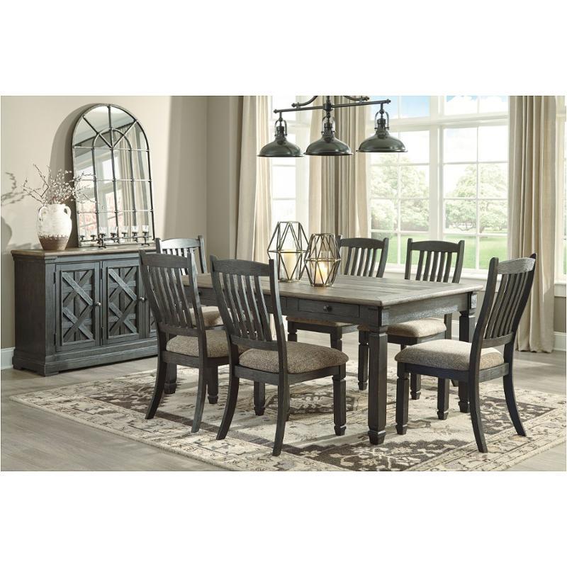 D736 25 Ashley Furniture Tyler Creek Rectangular Dining Table