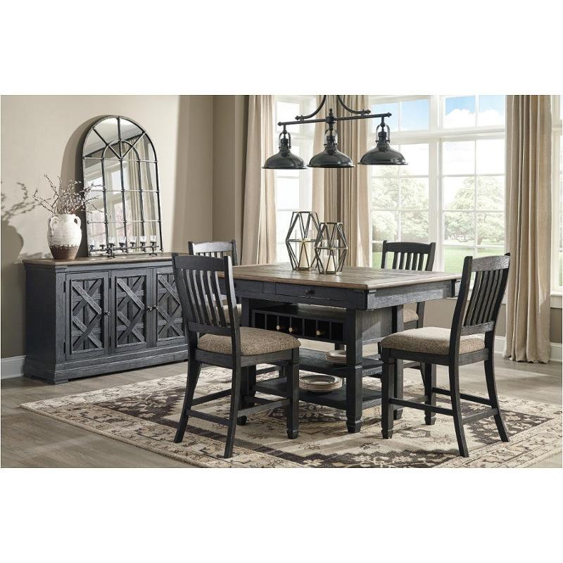 D736 32 Ashley Furniture Rectangular Dining Counter Table