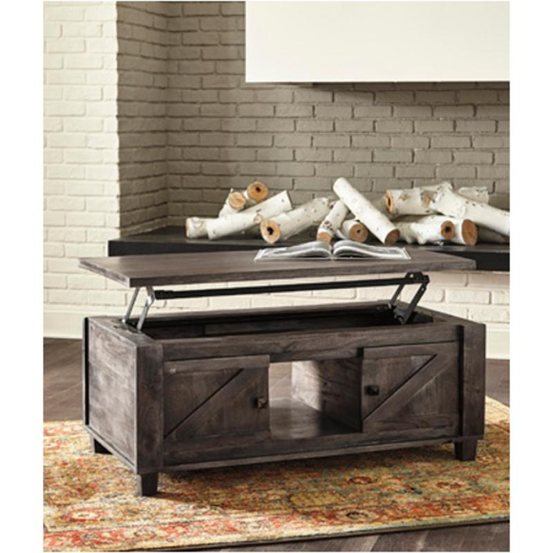T848 9 Ashley Furniture Living Room, Ashley Furniture Lift Top Coffee Table
