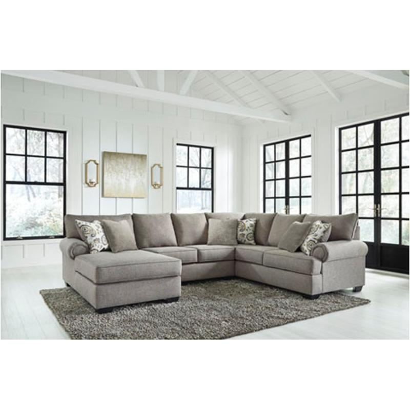 4140434 ashley furniture renchen living room armless loveseat